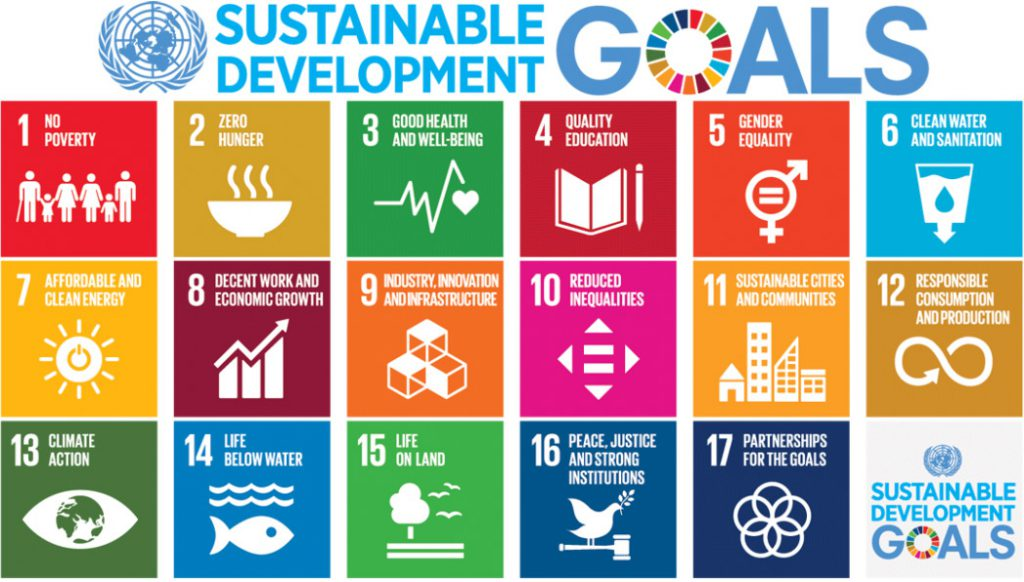 17 sustainable goals 1 1024x582 - Our Aim
