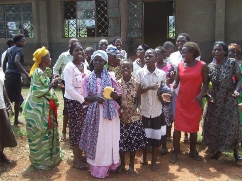Uganda pic1 - Why Self-reliant Groups