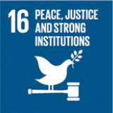 peace justice and strong institutions - Our Aim