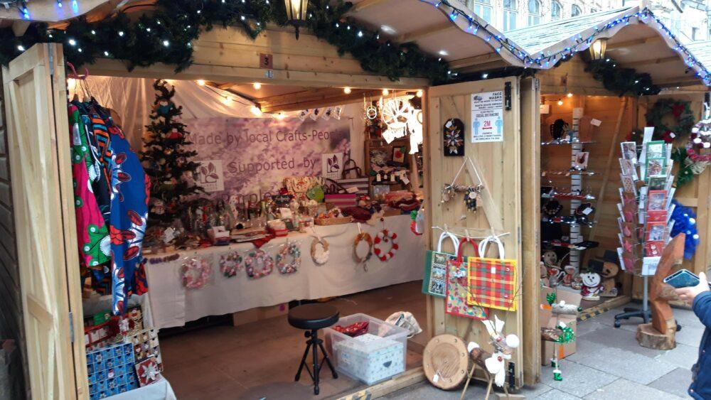 Stall 1 1000x563 - Cardiff Christmas Market