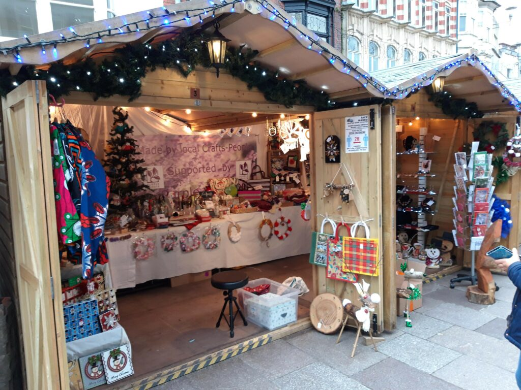 Stall 1 1024x768 - Cardiff Christmas Market