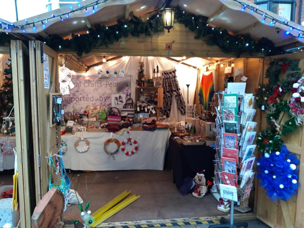 Stall 2 1024x768 - Cardiff Christmas Market