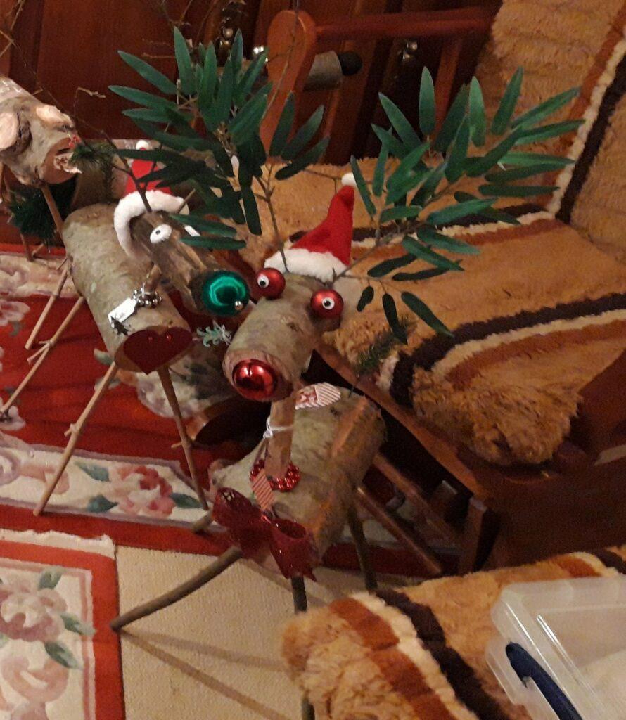 reindeer crop 890x1024 - Cardiff Christmas Market
